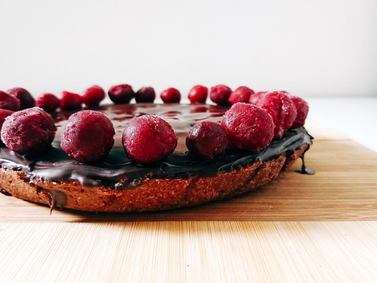 sirova čokoladna torta - ciaonevena